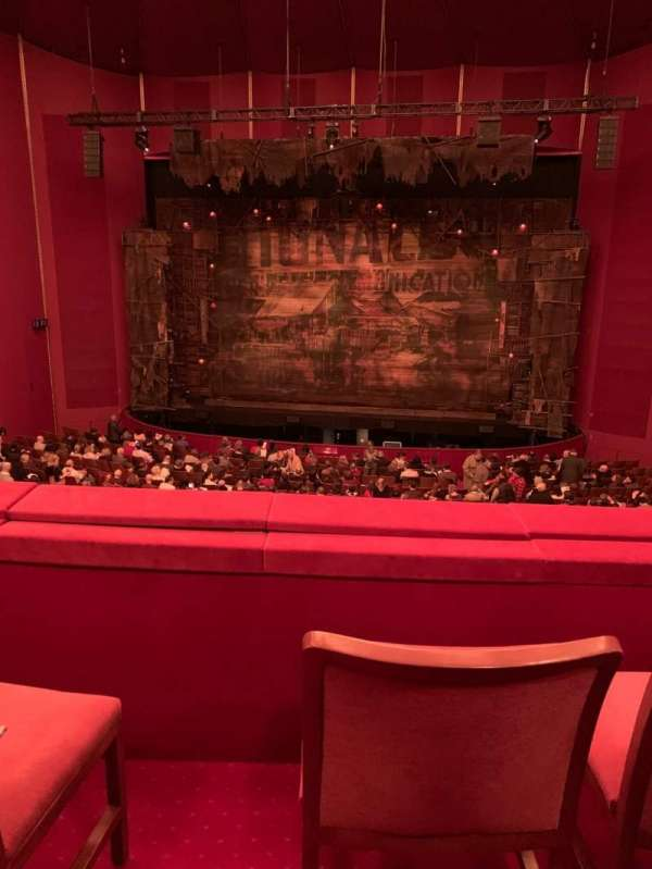 The Kennedy Center Opera House, section: Box 2, seat: 7
