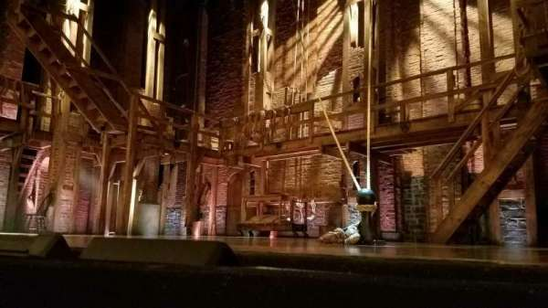 Richard Rodgers Theatre, section: Orchestra R, row: CC, seat: 2