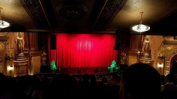 Beacon Theatre, section: Loge, row: J, seat: 1