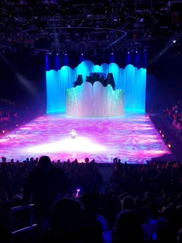 Greensboro Coliseum, section: 118, row: TT, seat: 10