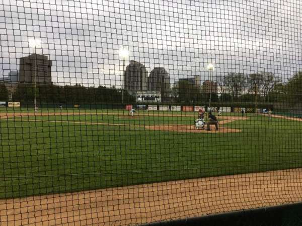 Labatt Park, section: VIP, row: 3, seat: 6