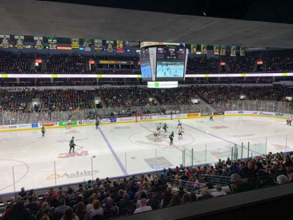 Budweiser Gardens, section: Suite 34, row: 2, seat: 5