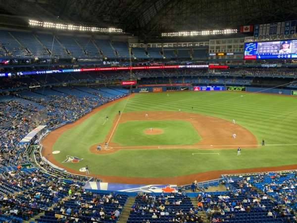 Rogers Centre, section: Suite 445, row: B, seat: 2