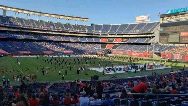 San Diego Stadium, section: P31, row: 15, seat: 7