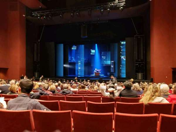 San Diego Civic Theatre, section: Orchestra, row: O, seat: 24