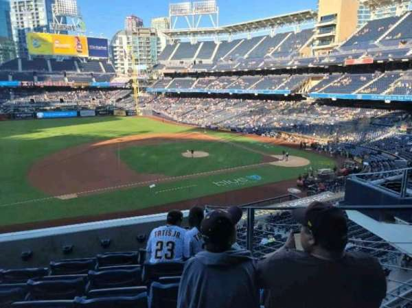 PETCO Park, section: 212, row: 6, seat: 3