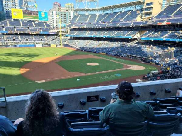 Petco Park, section: 212, row: 4, seat: 11