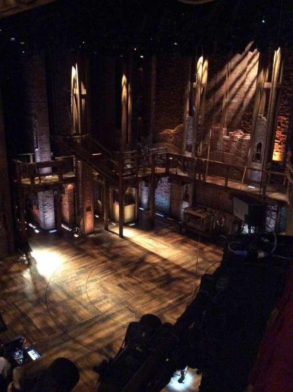 CIBC Theatre, section: Mezzanine Box 6, row: B, seat: 6