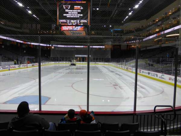PPL Center, section: 121, row: 5, seat: 3