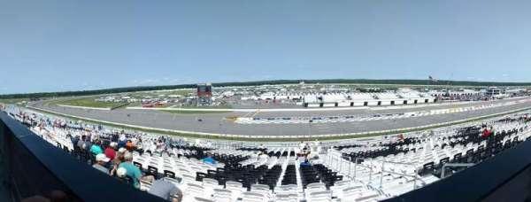 Pocono Raceway, section: 338, row: A, seat: 1