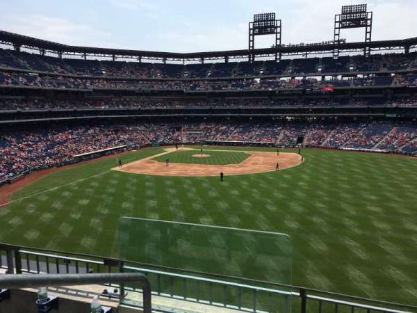 Citizens Bank Park, section: 201, row: 3, seat: 24