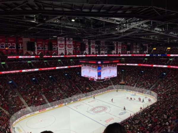 Centre Bell, section: 305, row: BB, seat: 12