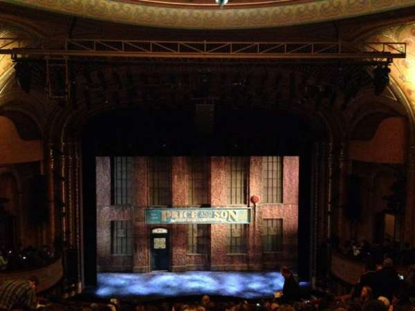 Al Hirschfeld Theatre, section: Mezzanine C, row: N, seat: 109