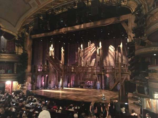 Richard Rodgers Theatre, section: Orchestra R, row: O, seat: 22