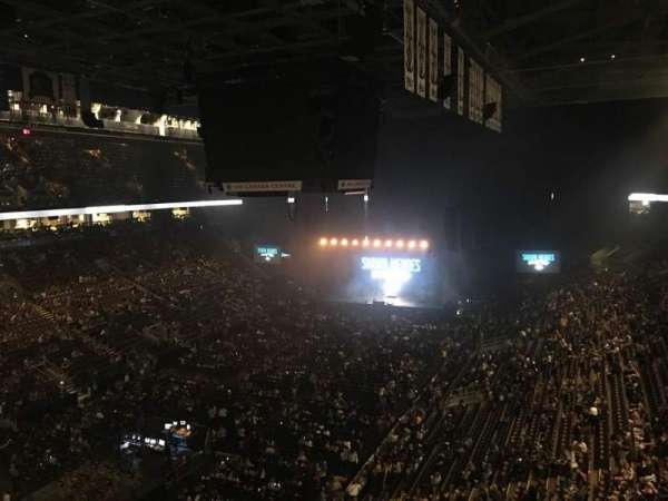 Scotiabank Arena, section: 301, row: 4