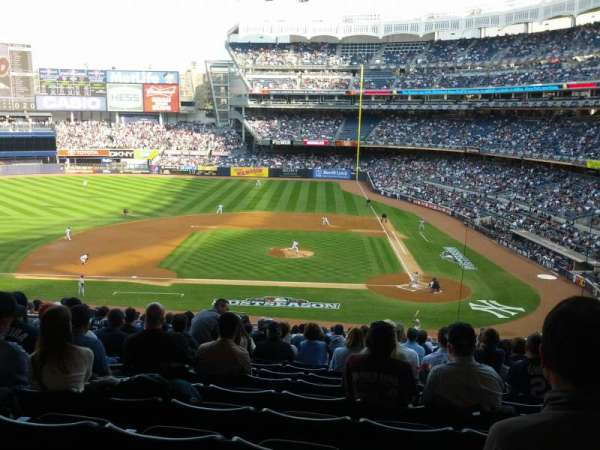 Yankee Stadium, section: 223, row: 20, seat: 13