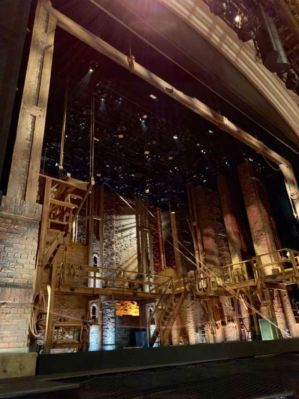 Orpheum Theatre (San Francisco), section: Orchestra L, row: D, seat: 1-3