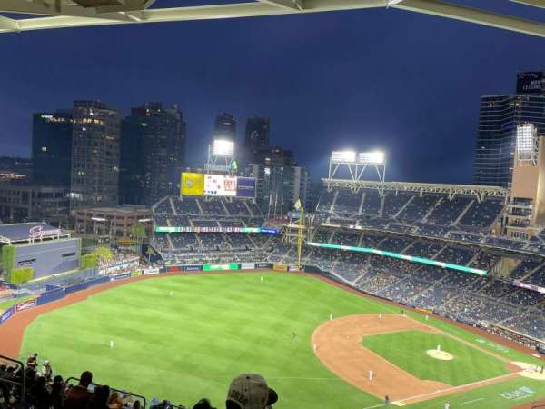 PETCO Park, section: 323, row: 27, seat: 11