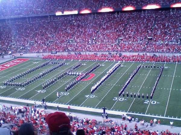 Ohio Stadium, section: 16C, row: 19, seat: 25