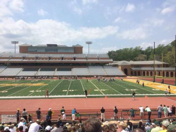 Zable Stadium, section: 117, row: R, seat: 23