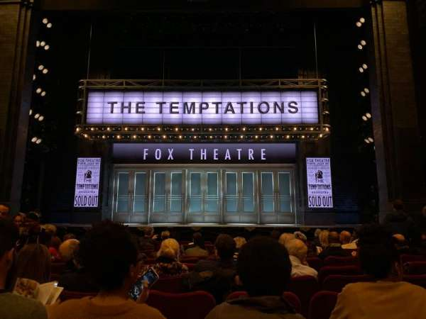 Imperial Theatre, section: Orchestra C, row: J, seat: 109