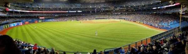 Rogers Centre, section: 138L, row: 9, seat: 101