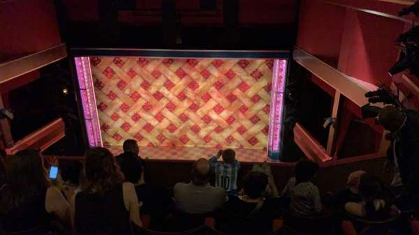 Adelphi Theatre, section: Upper Circle, row: F, seat: 14