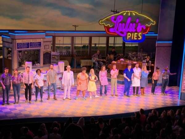 Adelphi Theatre, section: Dress Circle, row: E, seat: 28