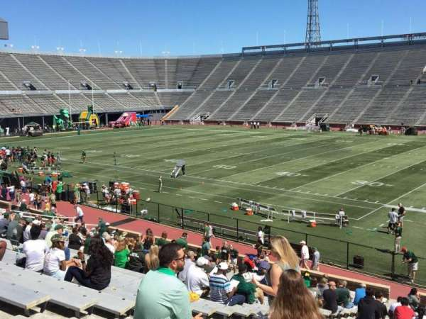 Legion Field, section: 8, row: 29, seat: 23