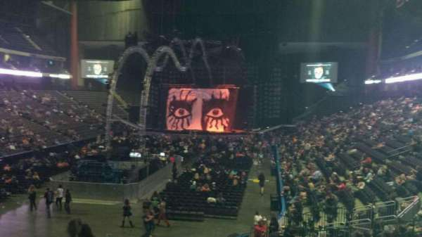 VyStar Veterans Memorial Arena, section: 107, row: T, seat: 21