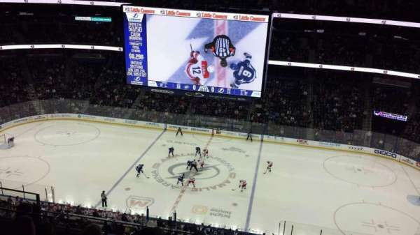 Amalie Arena, section: 330, row: H, seat: 8