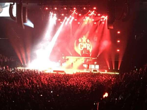 VyStar Veterans Memorial Arena, section: 109, row: U, seat: 11