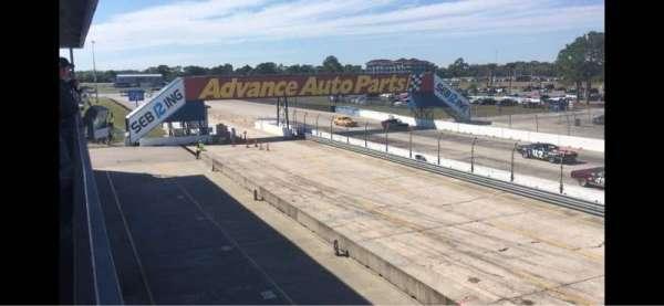 Sebring International Raceway, section: Fangio Terrace