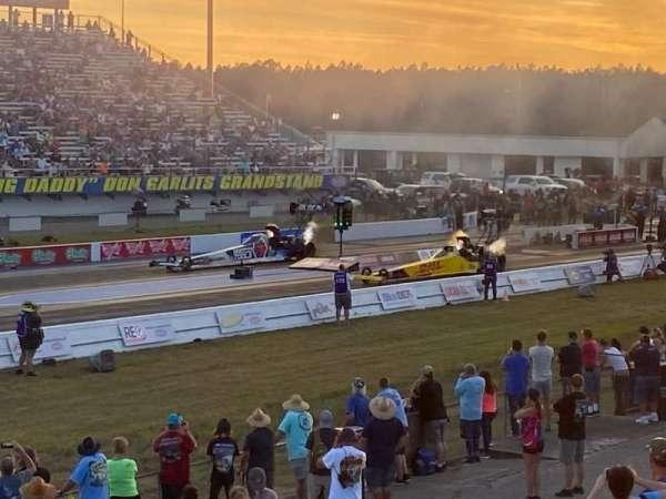 Gainesville Raceway, section: GA