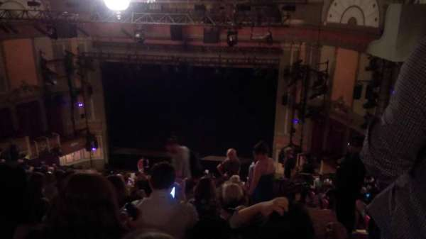 Neil Simon Theatre, section: Mezzanine C, row: T, seat: 126