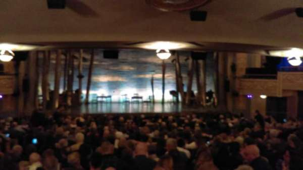 Gerald Schoenfeld Theatre, section: Standing Room, seat: 104