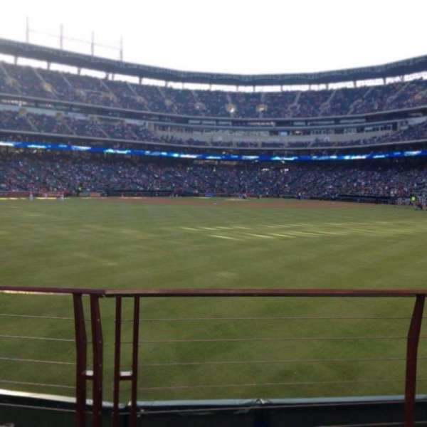 Globe Life Park in Arlington, section: 52, row: 3, seat: 6