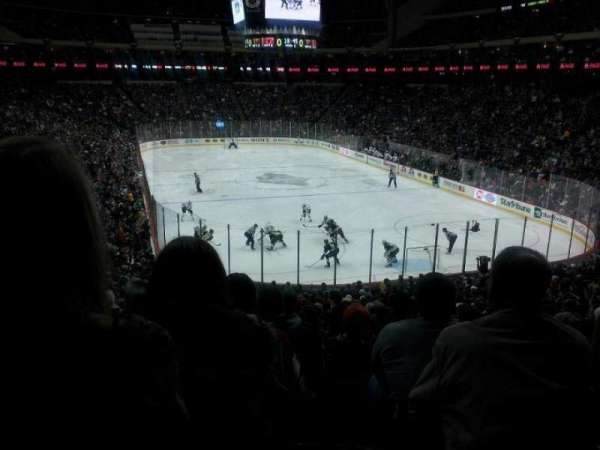 Xcel Energy Center, section: 124, row: 25, seat: 18