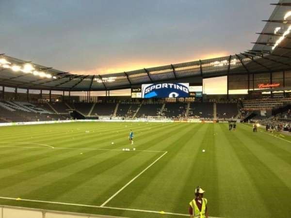 Children's Mercy Park, section: M9