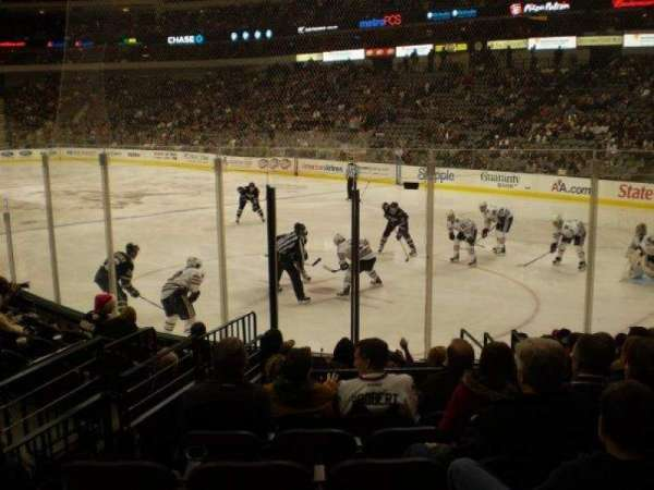 American Airlines Center, section: 115, row: K, seat: 4