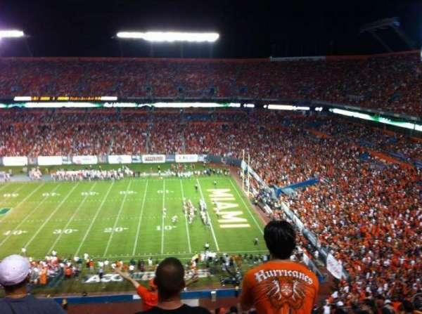 Hard Rock Stadium, section: 439, row: 15, seat: 17
