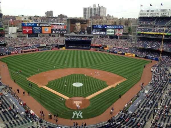 Yankee Stadium, section: 420B, row: 2, seat: 14