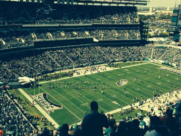 Lincoln Financial Field, section: 219, row: 27, seat: 13