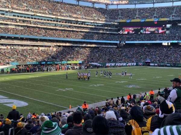 MetLife Stadium, section: 144, row: 19, seat: 20