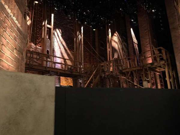 CIBC Theatre, section: Orchestra L, row: C, seat: 11
