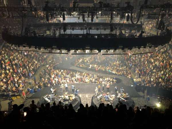 Mohegan Sun Arena, section: 101, row: M, seat: 13