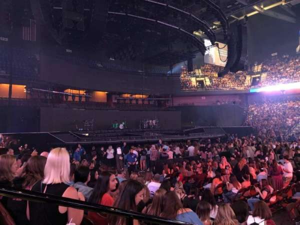 Mohegan Sun Arena, section: 24, row: G, seat: 20