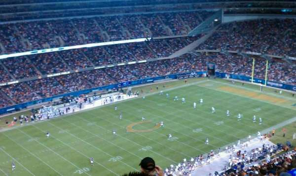 Soldier Field, section: 443