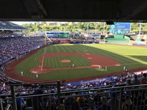Kauffman Stadium, section: Suite 20