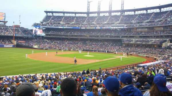 Citi Field, section: 126, row: 26, seat: 21